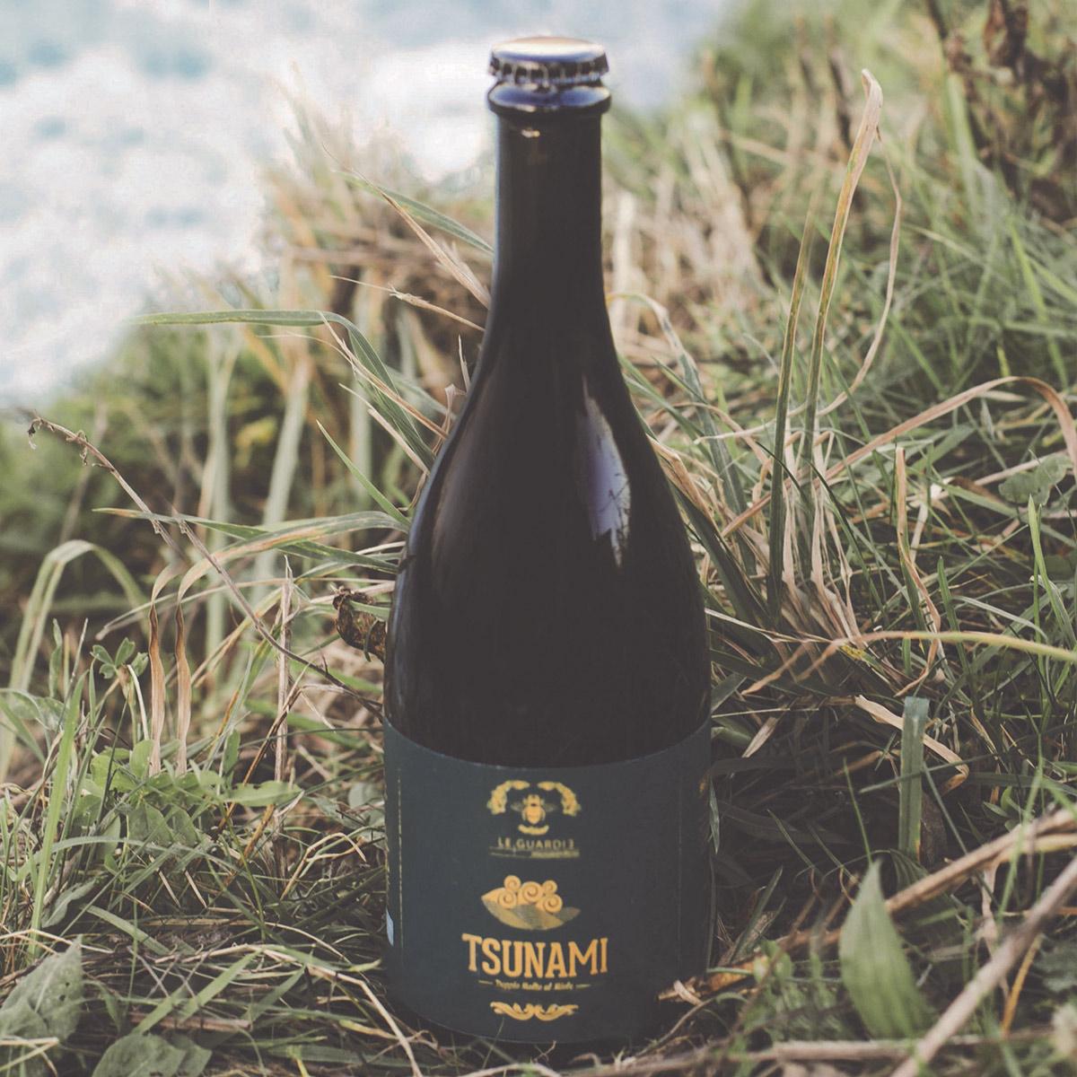 Birra artigianale Tsunami Sapori Terra Umbra