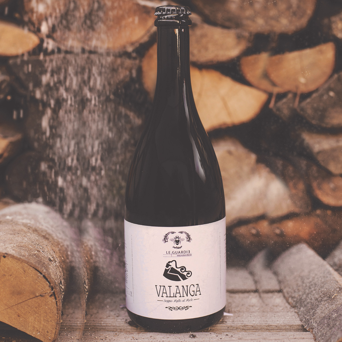 Birra artigianale al miele Valanga Sapori terra Umbra